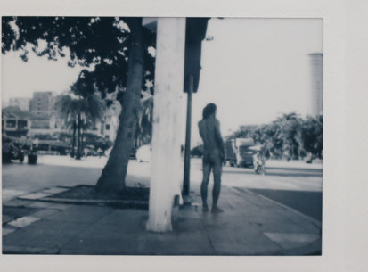 Polaroids from China pt.2 Monochromes